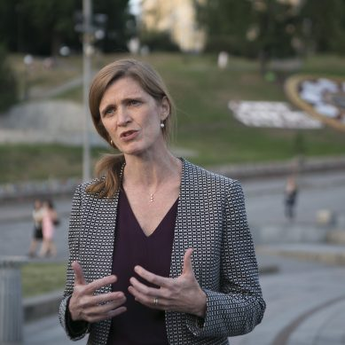 Divisive Political Figure Samantha Power to Come to Vanderbilt