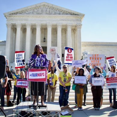 Supreme Court May Soon Decide to Restrict Partisan Gerrymandering