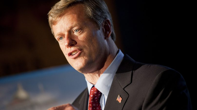 Political Anomaly Governor Charlie Baker Reveals the Utility of Deserting Partisan Polarization