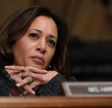 Op-Ed: Why you Should Consider Forgiving Kamala Harris