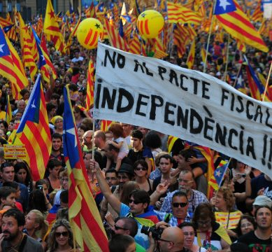 The Catalonian Independence Movement And Its Impact On Students Studying Abroad