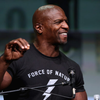 Recap: Terry Crews Visits Vanderbilt