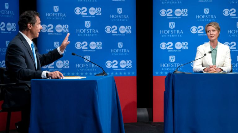Cuomo and Nixon Vie for the Governorship, Future of the Democratic Party