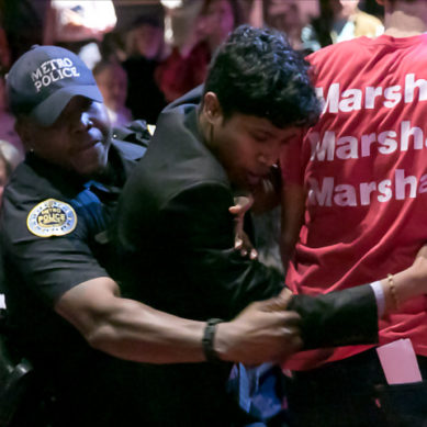 Vanderbilt Grad Student Arrested at Marsha Blackburn Rally Facing Criminal Charges