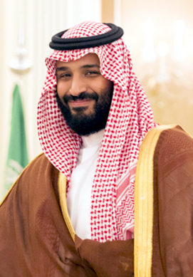 Crown Prince Pursues Reform in Saudi Arabia