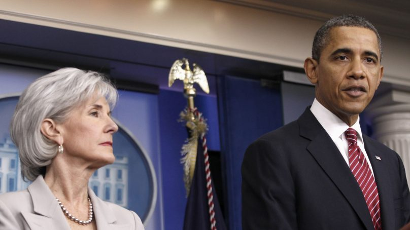 A Step Down and a Step Back: Sebelius' Resignation and the Affordable Care Act