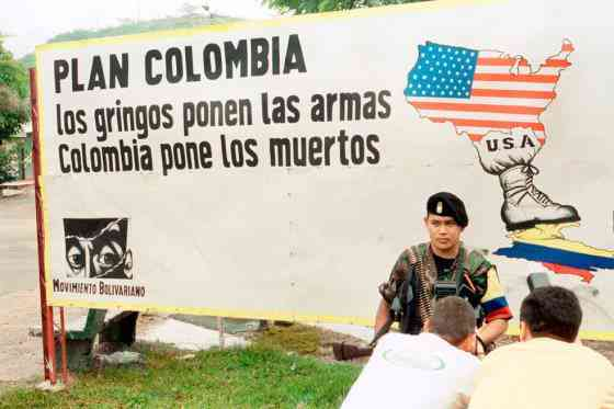 The Future of the Colombian Civil War