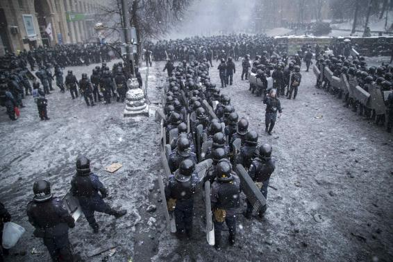 Euromaidan: The Eastern European Spring?