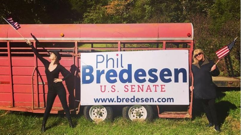 No, Taylor Swift Did Not Save Phil Bredesen