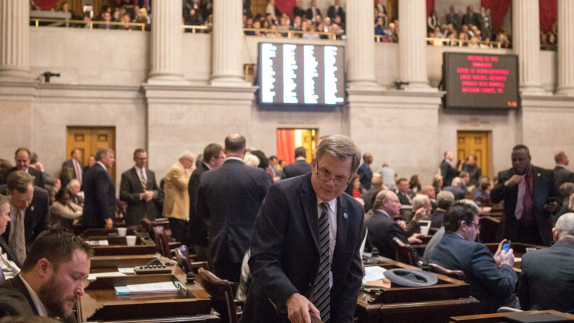 Anti-LGBTQI+ Adoption Bill Passes Tennessee House