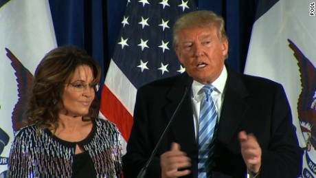 The Potent Force of Donald Trump and Sarah Palin