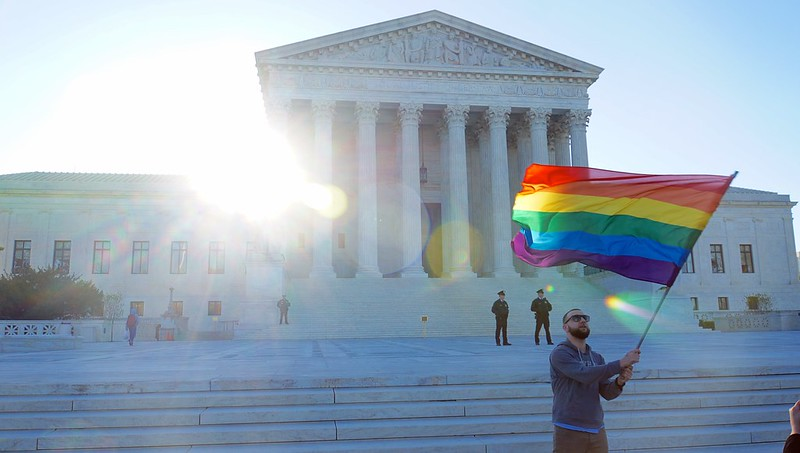 Gay and Trans Rights Tested in the Supreme Court