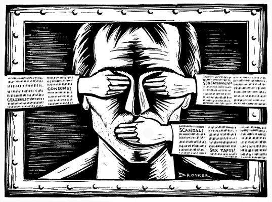 The Global Chinese Economy Leads to an Equally Global Chinese Censorship
