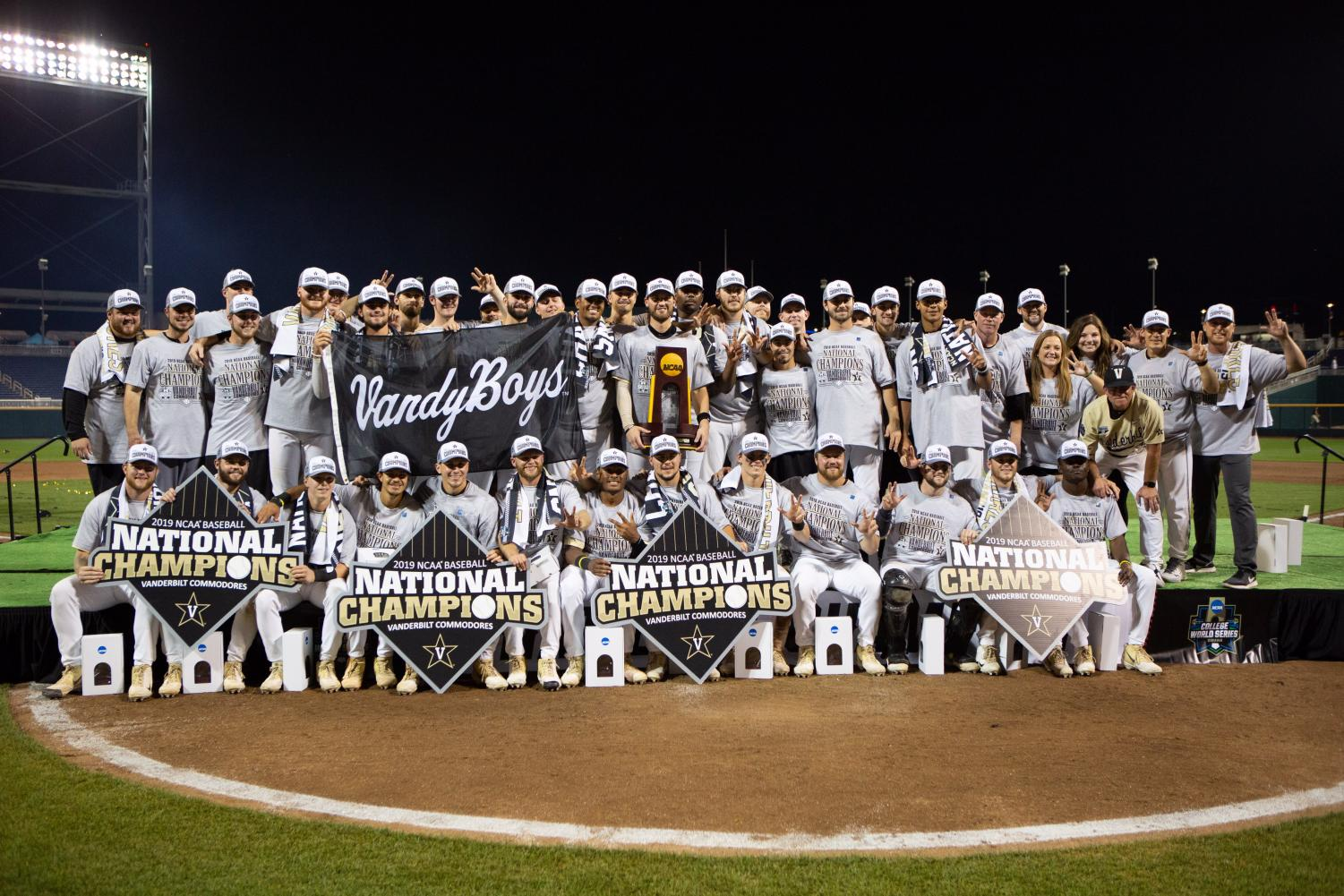 Vanderbilt Baseball Declines White House Visit