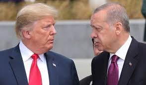 Trump and Erdogan, Washington Times, July 2018