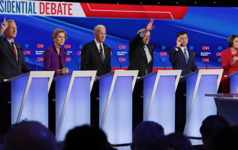 Recap: Seventh Democratic Debate