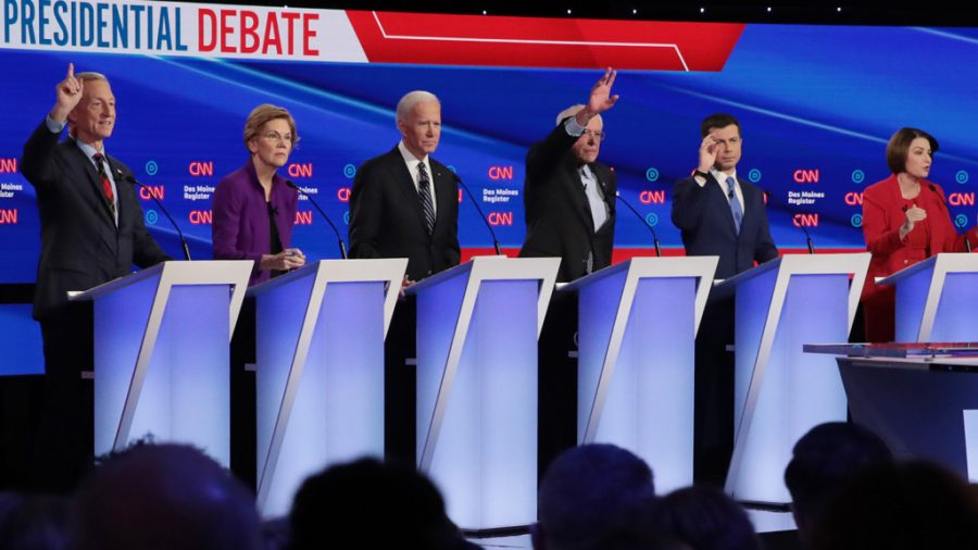 Recap: Seventh Democratic Debate
