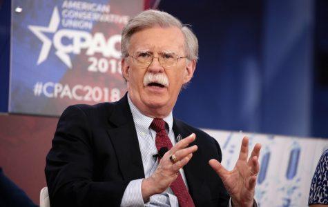 Post-Impeachment Spotlight, Bolton to come to Vanderbilt