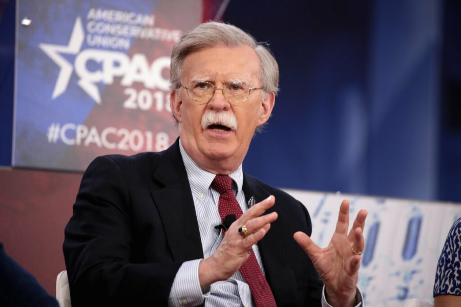 Post-Impeachment Spotlight, Bolton to come to Vanderbilt