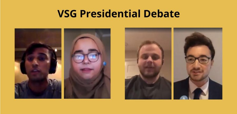 VSG Presidential Debate: Hot Topics and Heated Debate