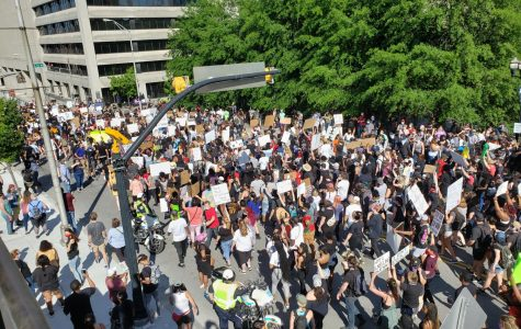 """I Will Breathe"" Rally Sees Nashville Stand Up Against Police Brutality"