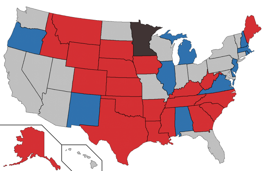 Guide to the 2020 Senate Battlegrounds: Volume 1