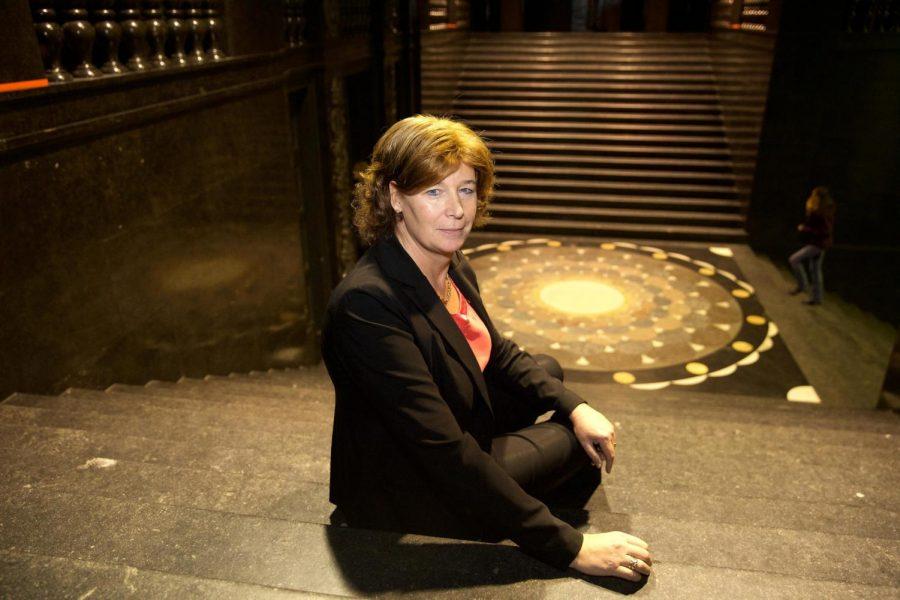 Petra+De+Sutter+Becomes+World%27s+First+Transgender+Deputy+Prime+Minister