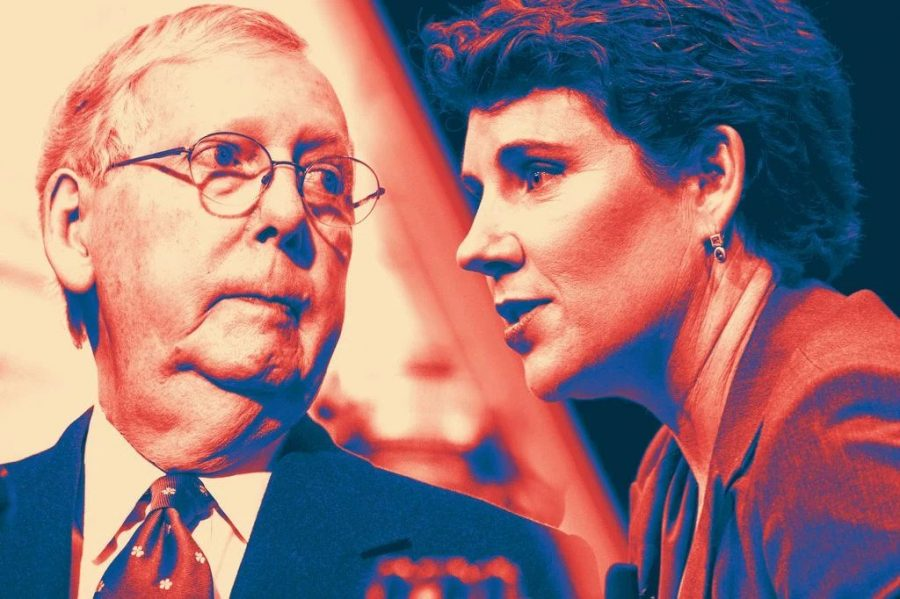 Betting on the Wrong Horse: How Donating to Amy McGrath Could Cost Democrats the Senate