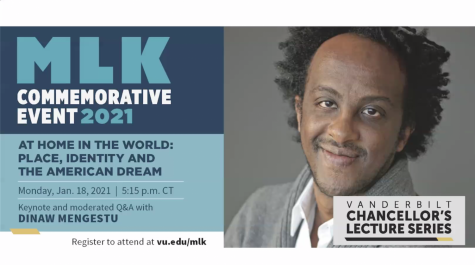 Interview with Dinaw Mengestu, MLK Keynote Speaker