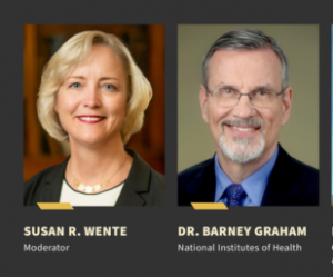 Chancellor's Lecture Series Brings Experts to Discuss Vaccine Misconceptions and the Future of COVID-19