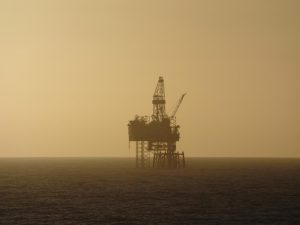 This majestic oil rig works long hours at minimum wage to feed its two young children, but DivestVU won't tell you that.