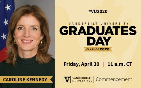 Caroline Kennedy Stresses Service and Cooperation in Graduates Day Address, Interview with VPR