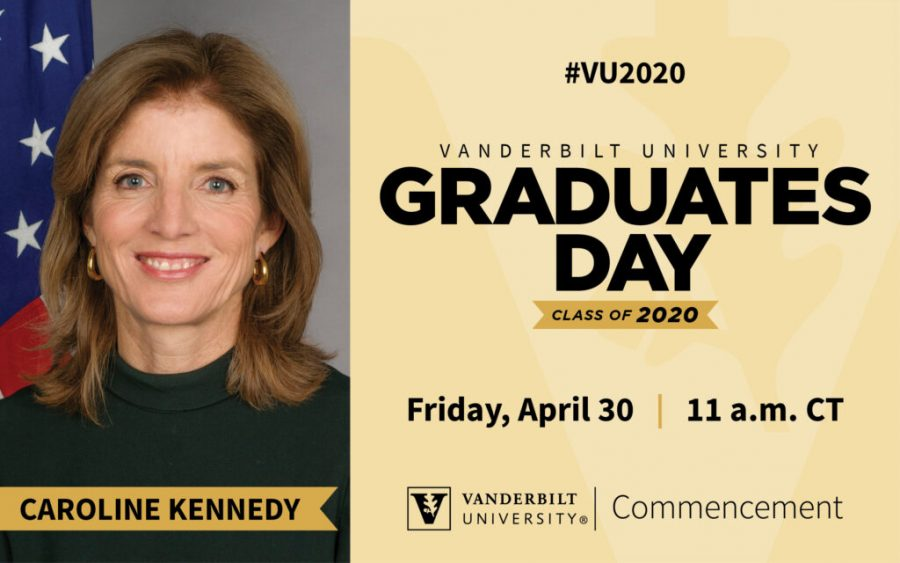 Caroline+Kennedy+Stresses+Service+and+Cooperation+in+Graduates+Day+Address%2C+Interview+with+VPR