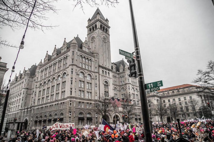 SATIRE: Trump Demands DC Hotel Be Declared a National Crisis