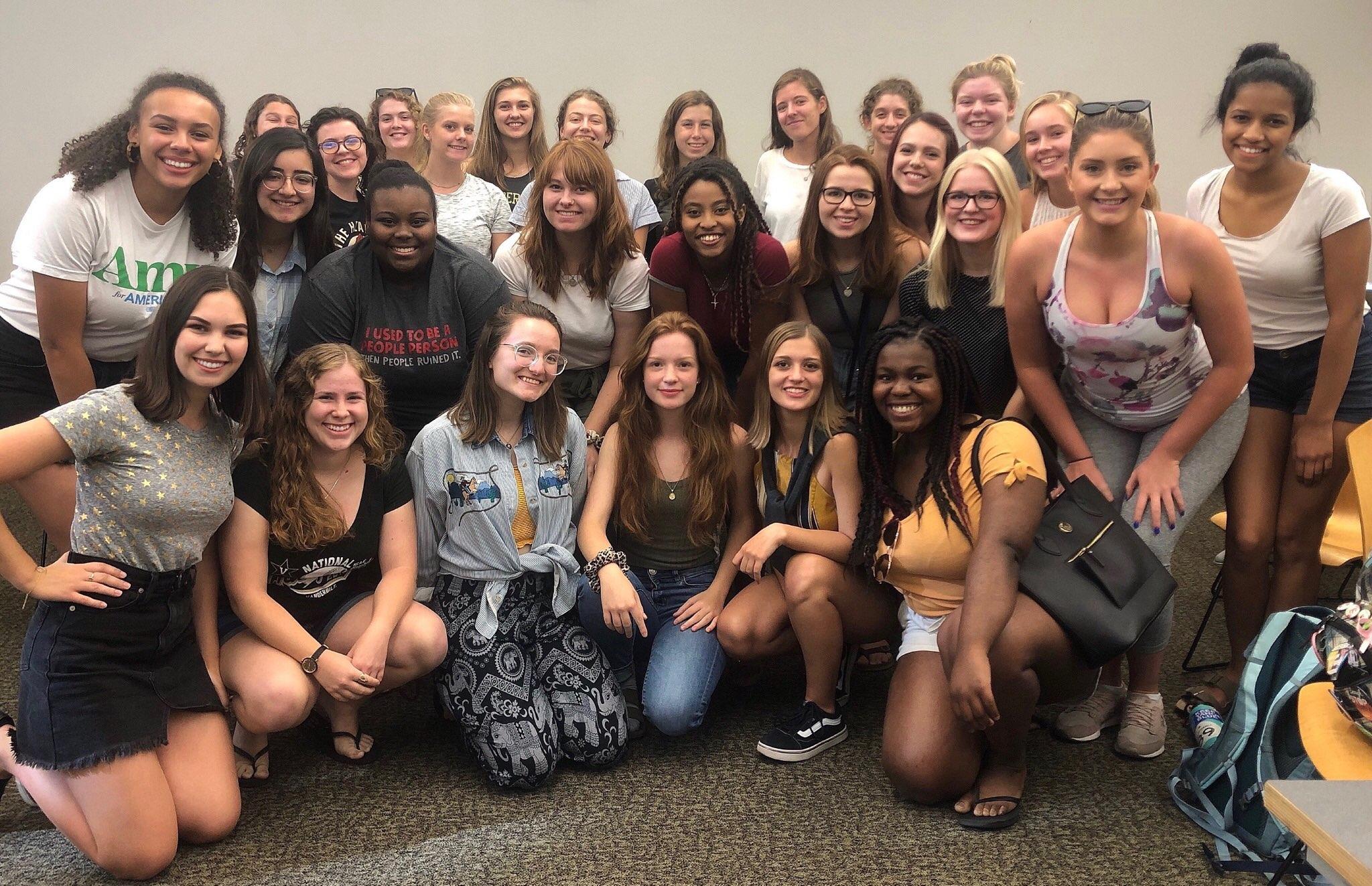 Empowered Women Empowering Women: Vanderbilt's New Women in Government Organization
