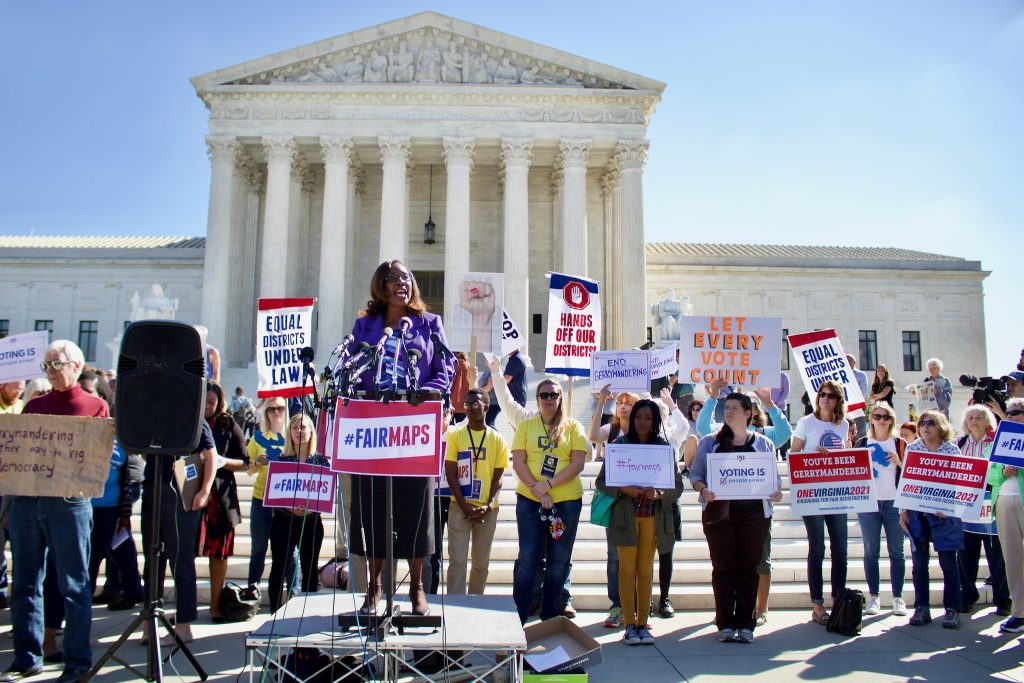 Supreme+Court+May+Soon+Decide+to+Restrict+Partisan+Gerrymandering