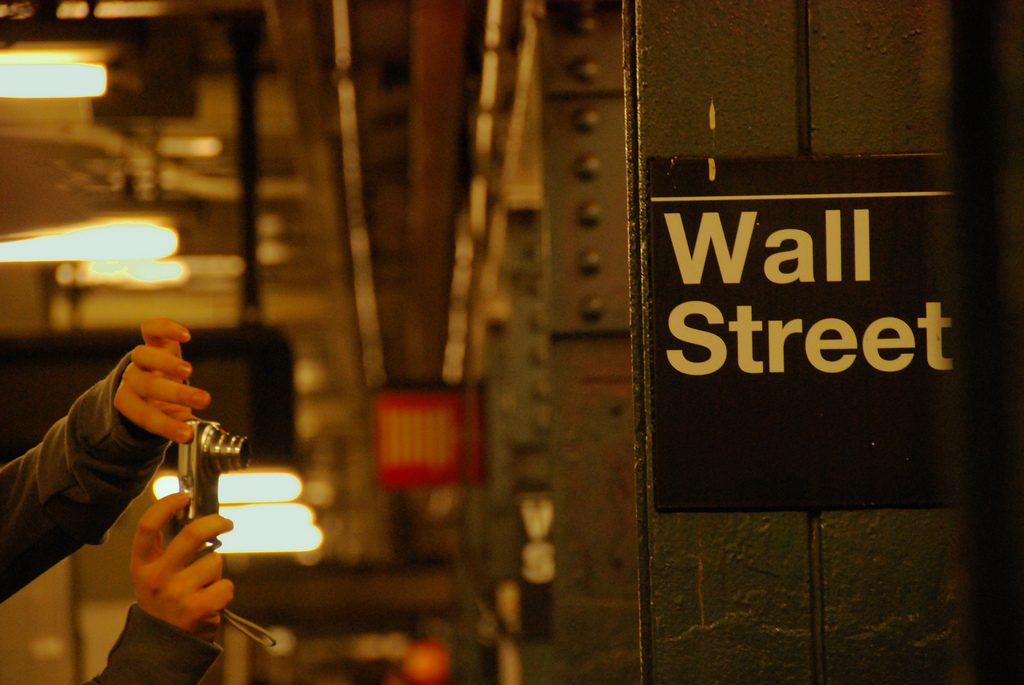 Why It's Time to Resist Wall Street and Embrace National Service