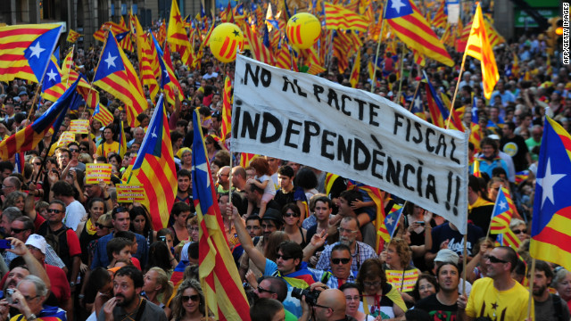 The+Catalonian+Independence+Movement+And+Its+Impact+On+Students+Studying+Abroad