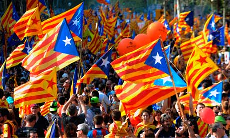 Catalonian Campaign for Independence