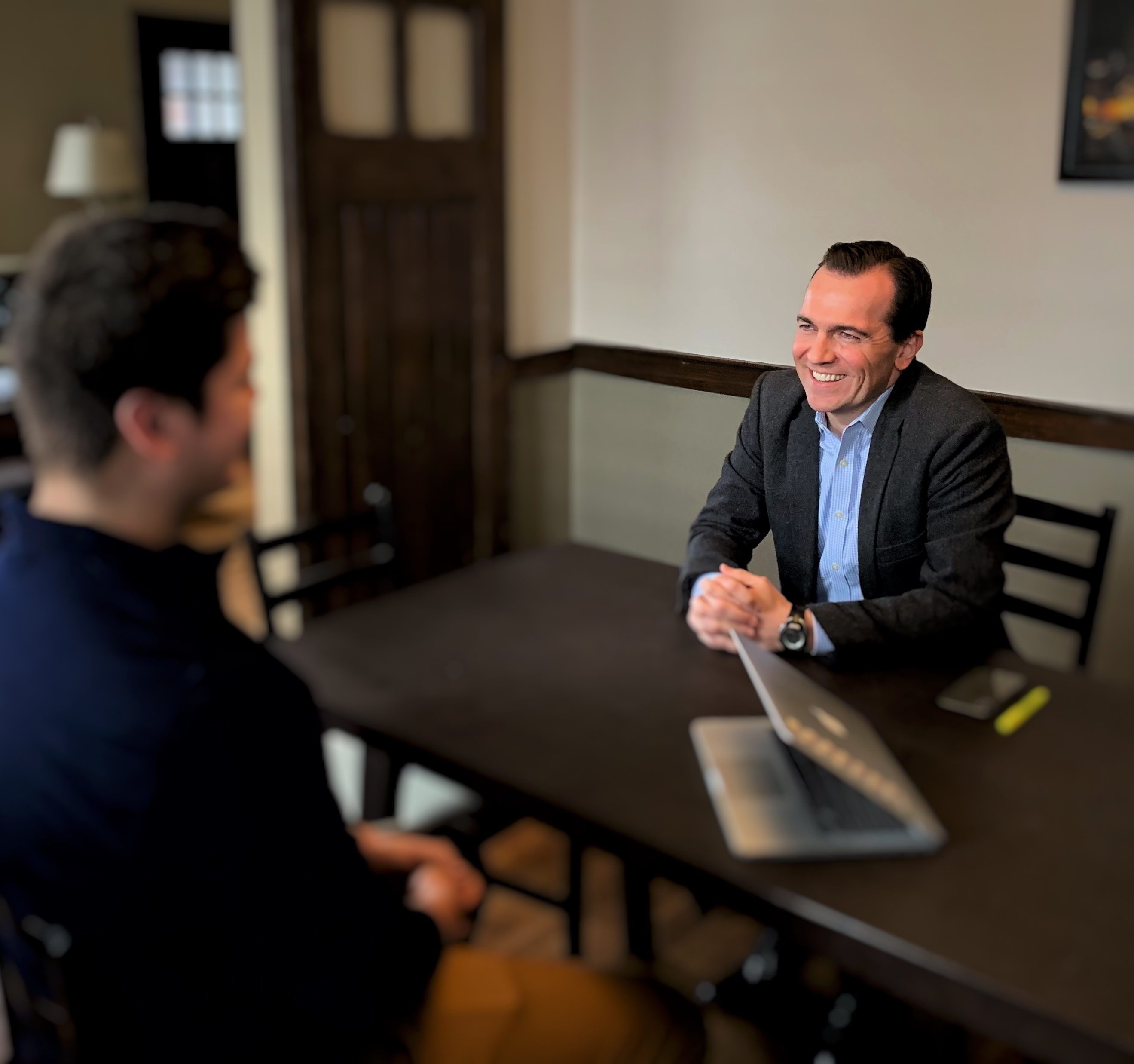 VPR sits down with Vandy's Rep. John Ray Clemmons, candidate for Mayor of Nashville