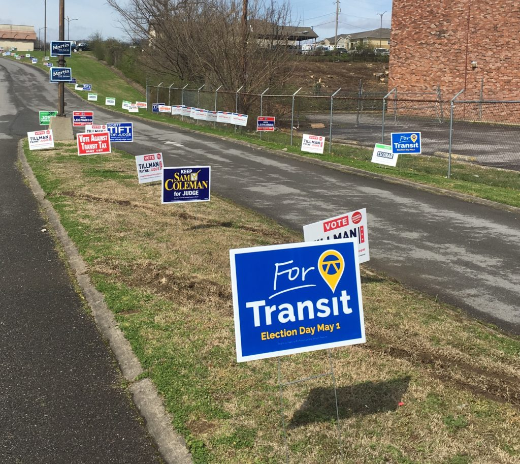 Nashville Rejects Transit: What Happens Now