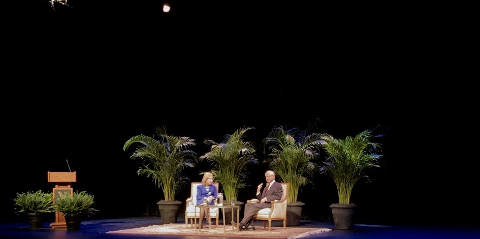 What Shaped Our Greatest Presidents? Doris Kearns Goodwin at Vanderbilt
