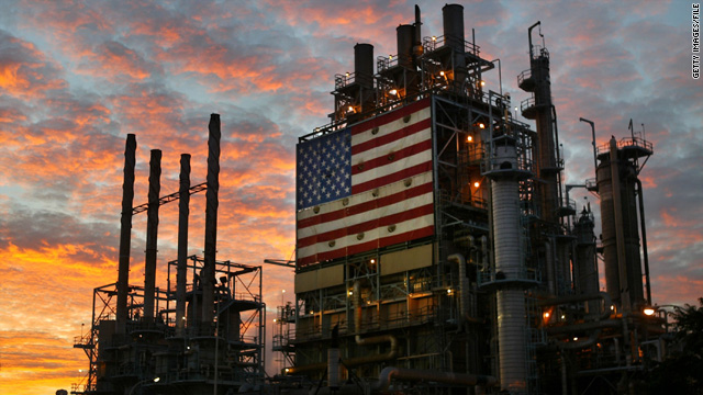 Will the World's Real Top Oil Producer Please Stand Up?.... That Means You, America.