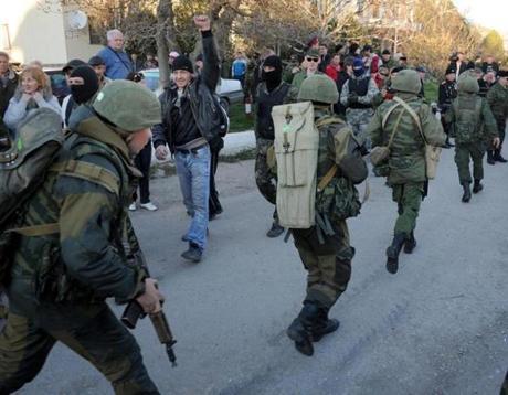Stand Firm on Ukraine