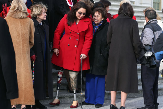Woman of the Week: Tammy Duckworth