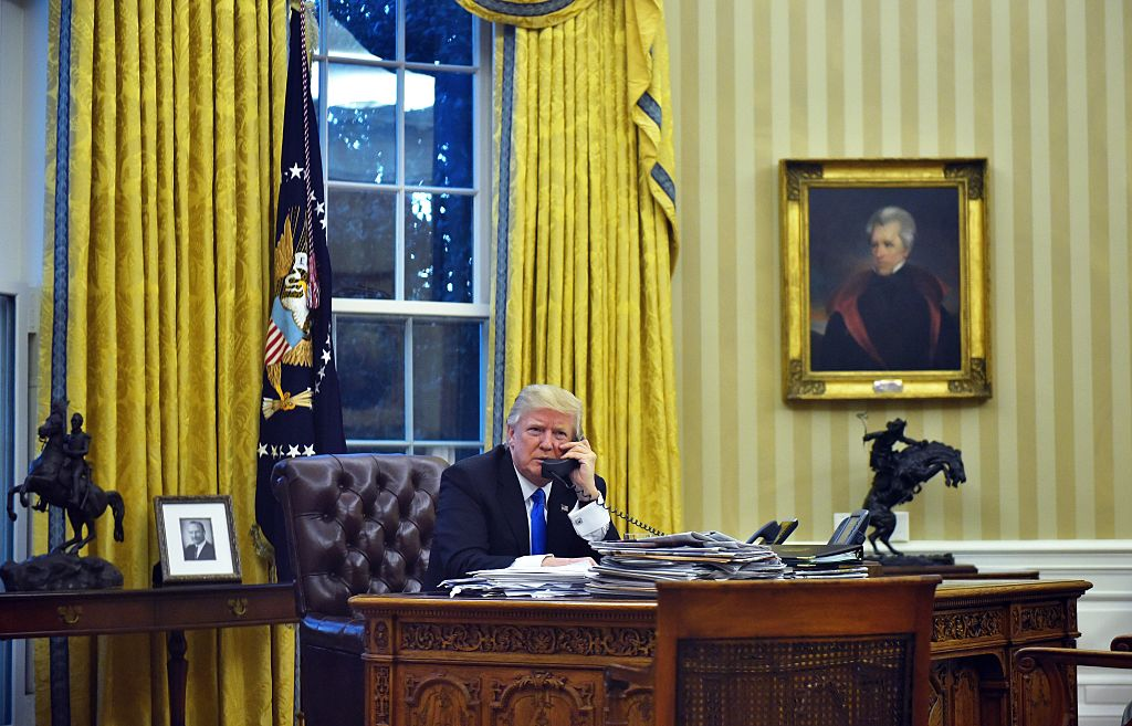 OPINION: In Defense of Trump