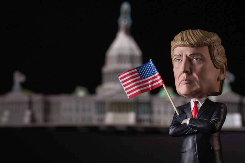 Lexington%2C+KY%2C+USA+-+November+8%2C+2016%3A+Republican+Donald+Trump%2C+as+depicted+by+this+lifelike+bobblehead+doll%2C+won+the+2016+American+presidential+election+against+Democratic+candidate+Hillary+Clinton.++This+realistic+figure+became+popular+prior+to+the+2016+presidential+election+and+is+one+of+several+dolls+marketed+by+Royal+Bobbles.