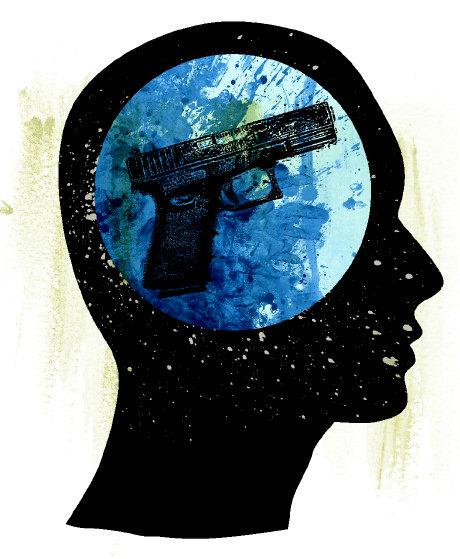 Scapegoating Mentally Ill Wont Fix Gun Violence