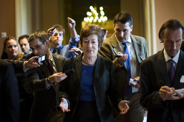 Woman of the Week: Susan Collins