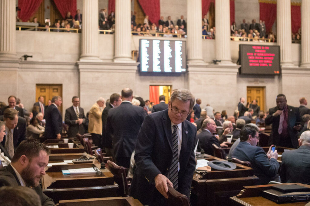 Anti-LGBTQI+ Adoption Bill Passes Tennessee House